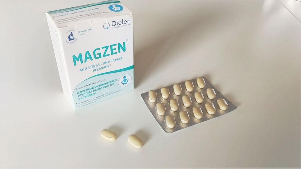 Cure de magnésium avec la complément alimentaire Magzen de Dielen