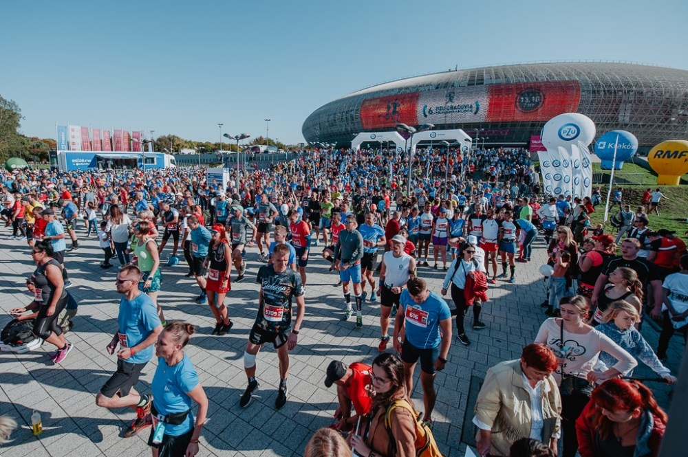Semi marathon de Cracovie