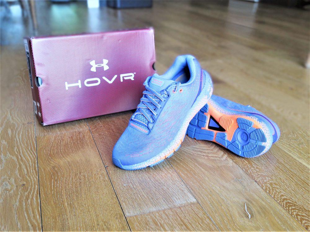 HOVR Machina: la chaussure connectée de Under Armour