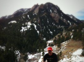 Mesa Trail in Boulder Colorado