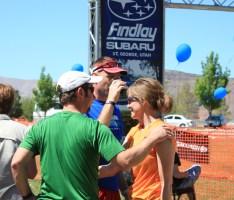 Adriane and Jeremy Frehner