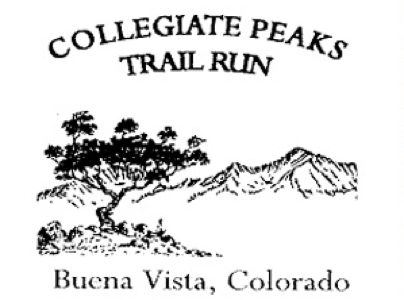Collegiate Peaks Trail Run Logo