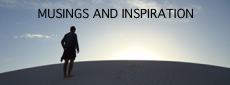 musings and inspiration button