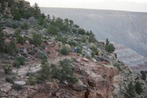 Zion 100 Mesa Climb Picture