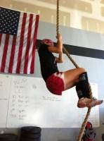 Crossfit 208: Rope Climb
