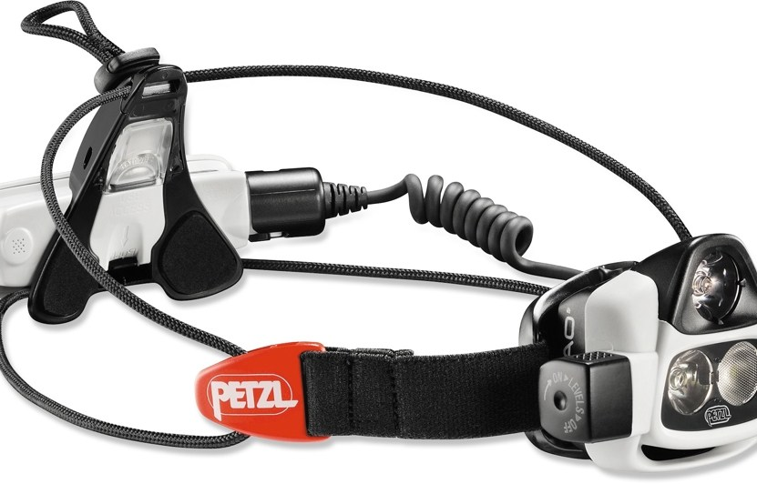 picture of petzl nao headlight