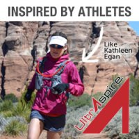 picture of kathleen egan ultra runner wearing alpha pack from ultraspire