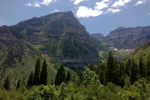 picture of mount timpanogos wilderness