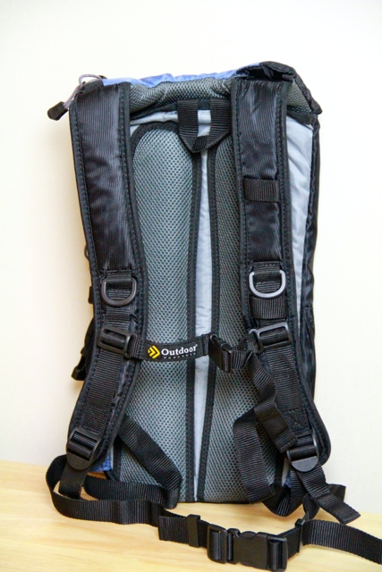 picture of Outdoor Product Ripcord backpack from front
