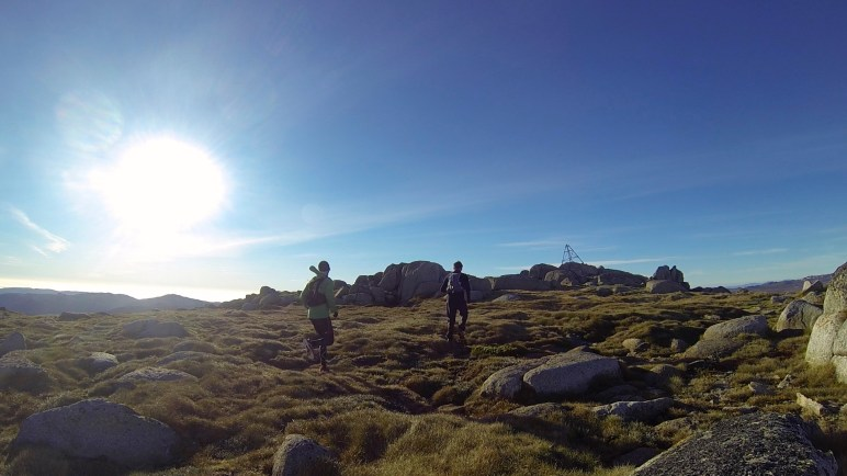 KW JS Enroute Mount Twynam