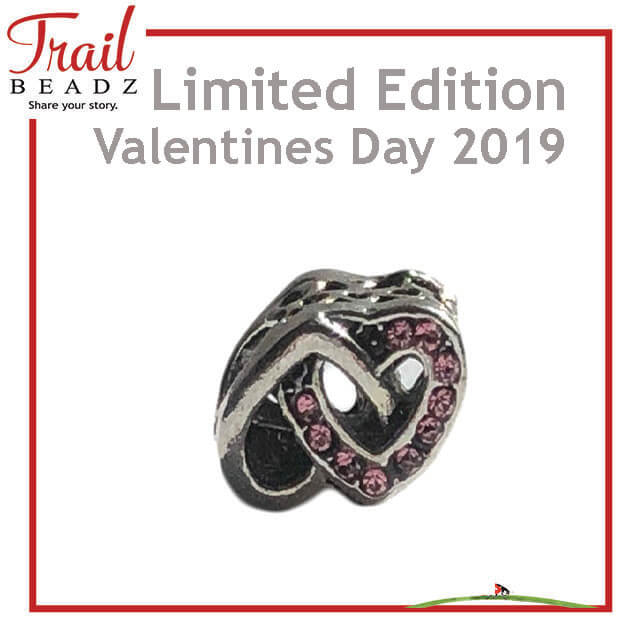Lodi February 2019 Limited Edition Hearts Bead