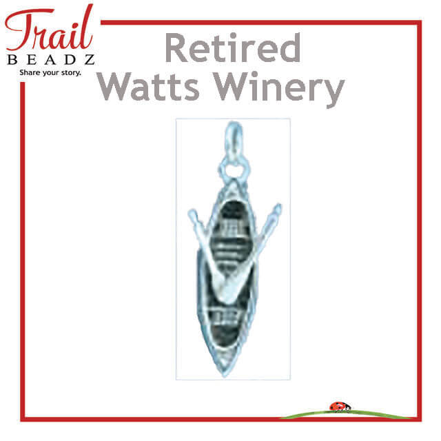 Retired Watts Winery Charm