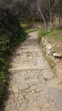 Mittelalterliche Straßen