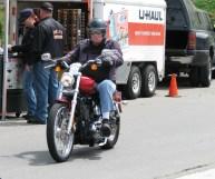 one rider UHaul1882