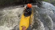 Even at low river level getting stuck in a sneaky strainer can be challenging.
