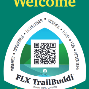TrailBuddi Smart Trail Marker