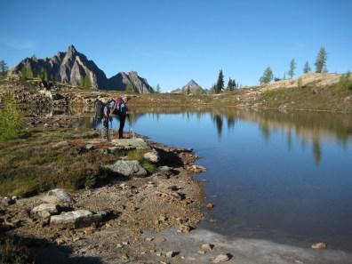 Upper Snowy Lake