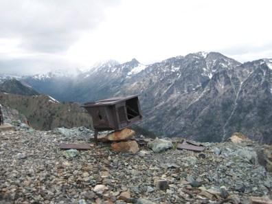 Old Stove On NE Peak