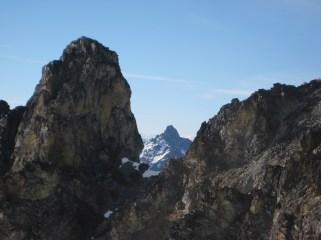 Tupshin Peak From Riddle Peak