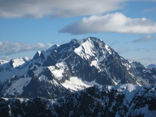 Mt Fernow From Black Tower