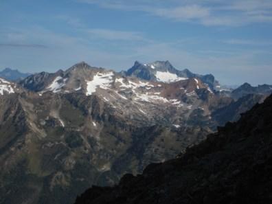 Chiwawa Mountain and Bonanza Peak