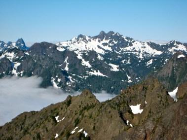 Mount Stone From Ridge