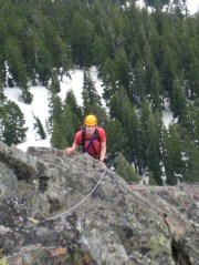 Derek Topping Out On Final Pitch