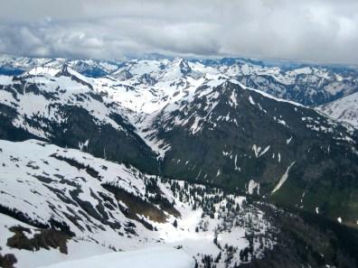High Pass From Clark Mountain