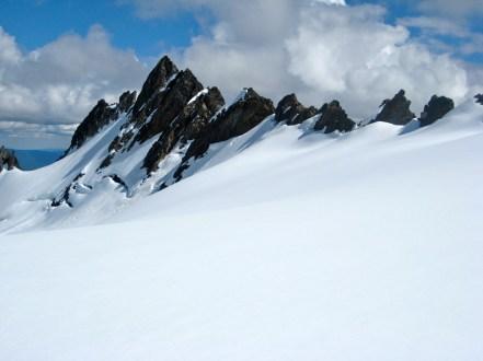 Southeast Peak and Craggy Ridge