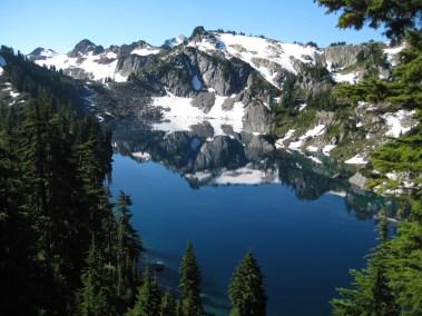 Calm Morning At Lake Byrne
