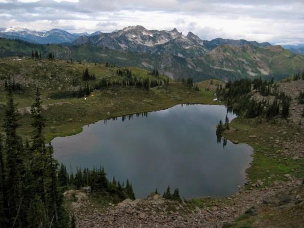 Camp At Grace Lakes