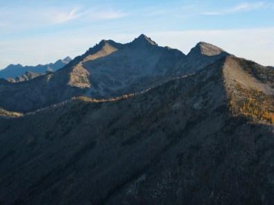 Reynolds Peak From Boulder Butte