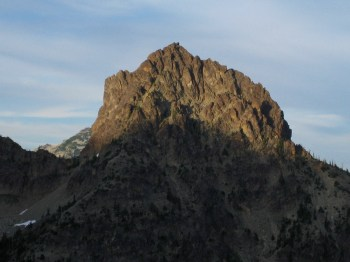 Alpenglow On Cathedral Rock