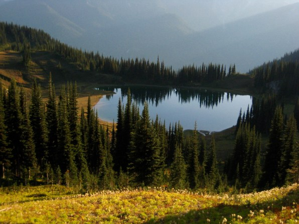 Image Lake From Miners Pass