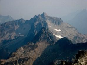 Sitting Bull Mountain From Plummer Mountain Summit