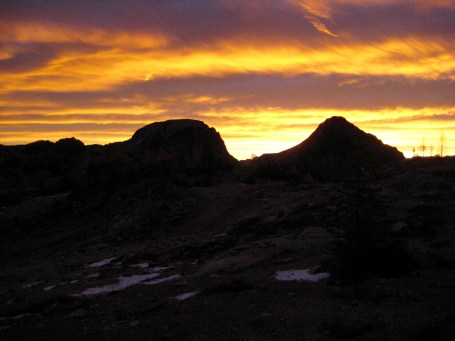 Sunrise Over Spectacle Buttes