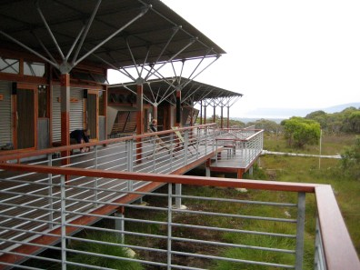 Surveyors Hut Walking Decks