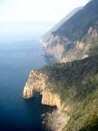 Sedimentary Sea Cliffs On Cape Hauy