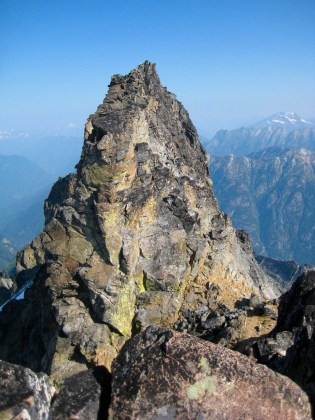 Summit Tower From South Horn