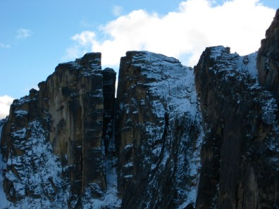 The Giant Cleft From Stone City Arm