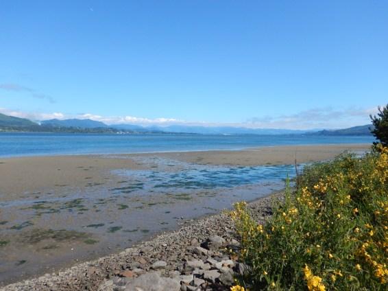 Bayocean Spit hike views