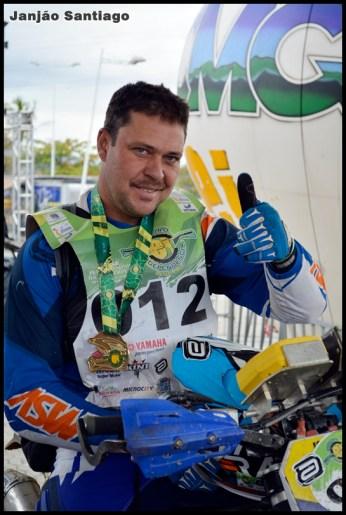 Jomar Grecco lidera a Categoria Master