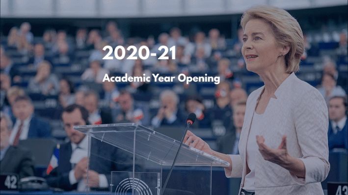 2020-21 Academic Year Opening