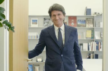 Gianmario Verona, the Rector of Bocconi University