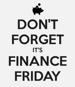 Finance Friday