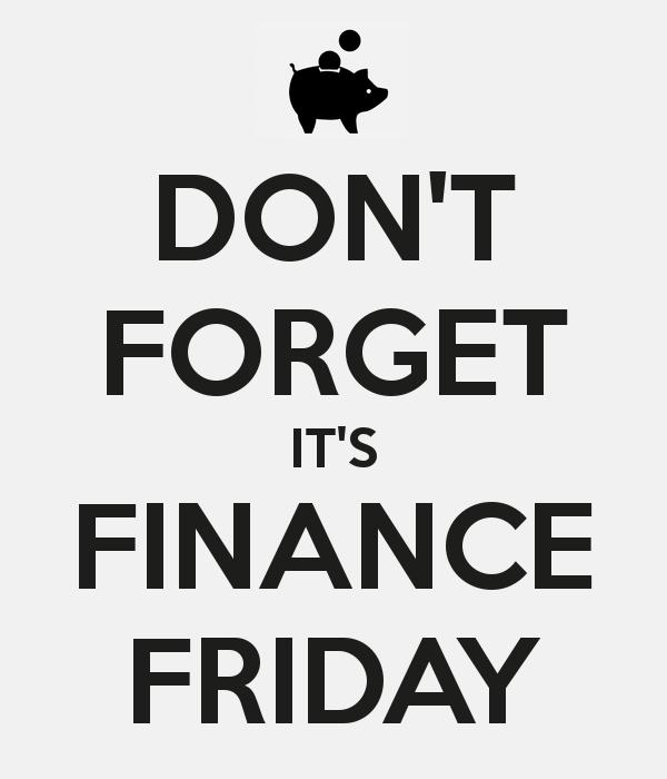 Finance Friday