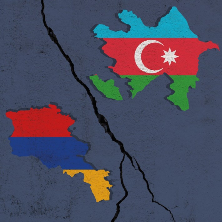 Armenia Azerbaijan Nagorno Karabakh