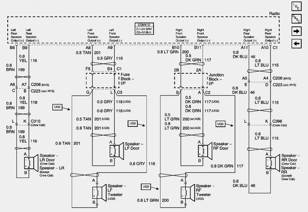 Yukon Trailer Wiring Diagram