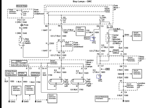CHEVY TRUCK REVERSE LIGHT WIRING DIAGRAM  Auto Electrical Wiring Diagram