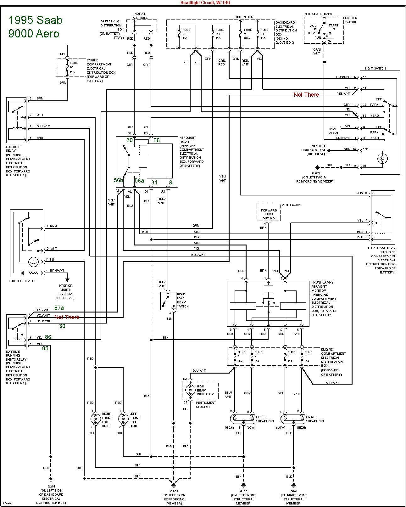 7 Way Truck Plug Schematic